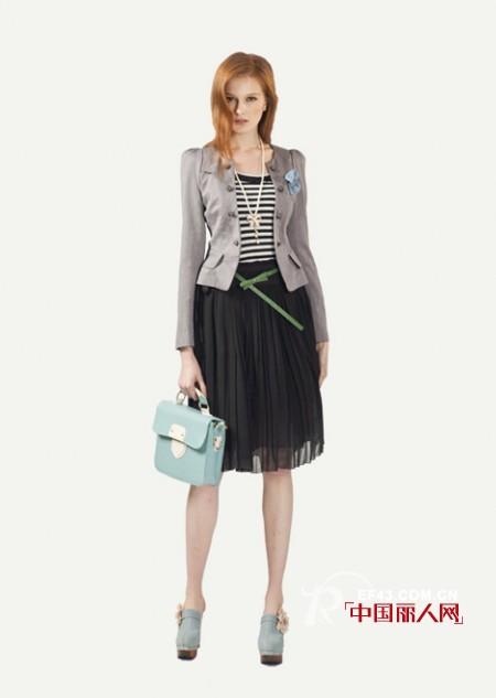 非常物语品牌女装打造年轻时尚的百变女生