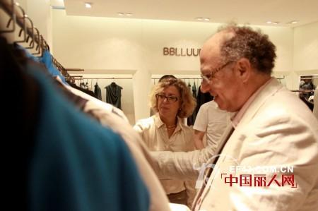 深圳粉蓝女装启动与法国设计公司全面合作