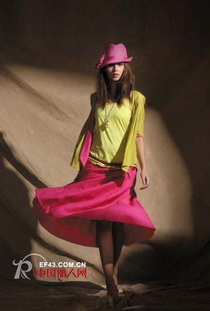 WISDOM&B炫彩时尚 跟随梦想一起翩然起舞