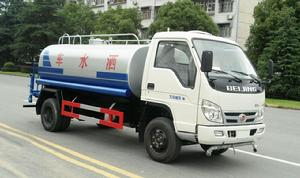 福田威龙洒水车
