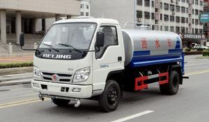长沙福田小型洒水车