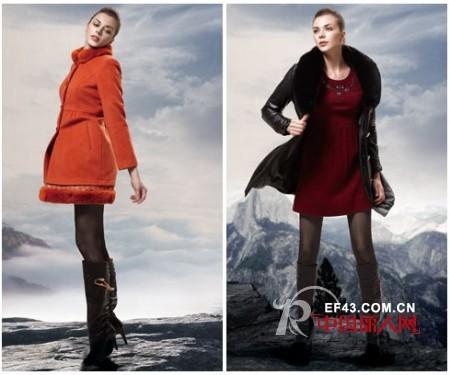 雷鸟品牌女装  让优雅气质自然流露