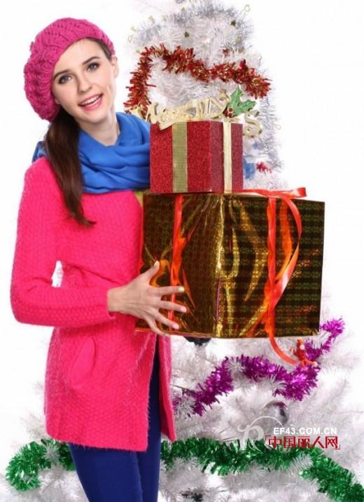 圣诞节穿什么衣服  城市衣柜圣诞系列甜美上市