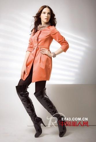 莱丝伊娃品牌女装 缔造生活的激情与动感