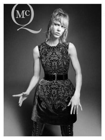 McQ 发布2012秋冬系列广告大片