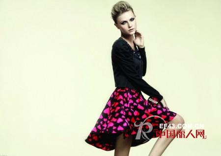 衣伴沁香打造成女装折扣品牌中的精品