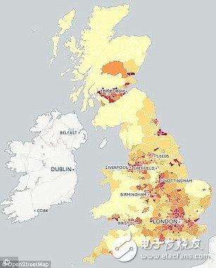 Not bad money! Britain's £1 billion to build 5G network infrastructure