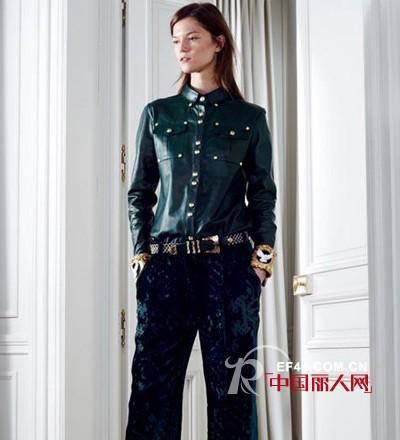 巴尔曼(Balmain)2012早秋系列女装