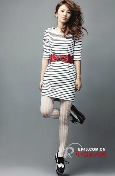 S.H.E全新演绎FEXATA女装2012春季女装