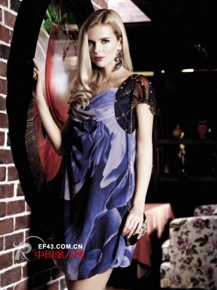 欧魅赛尔女装 打造世界最具魅力女人