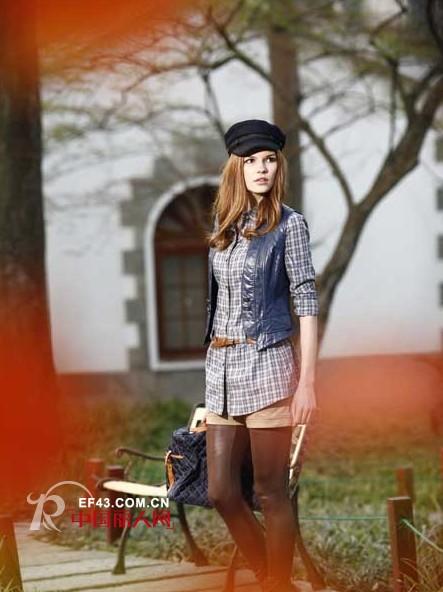 简单主题女装 简单是永远的时尚