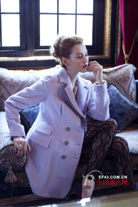 FALEMIG高级女装 彰显高尚着装品位