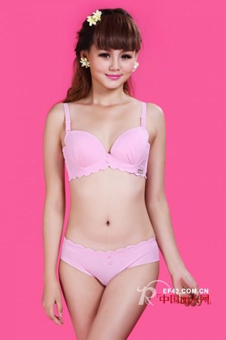 单身女性扮靓不可忽视的密器 套装内衣提升性感度