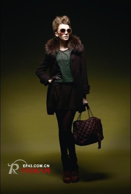 慕托丽(MOTLEY)品牌女装 最是尊贵永恒时