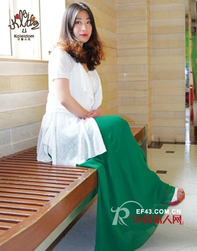 一切源自内心的爱 女装品牌员工的想法-河南郑州花丹珂蕾朵姆店长