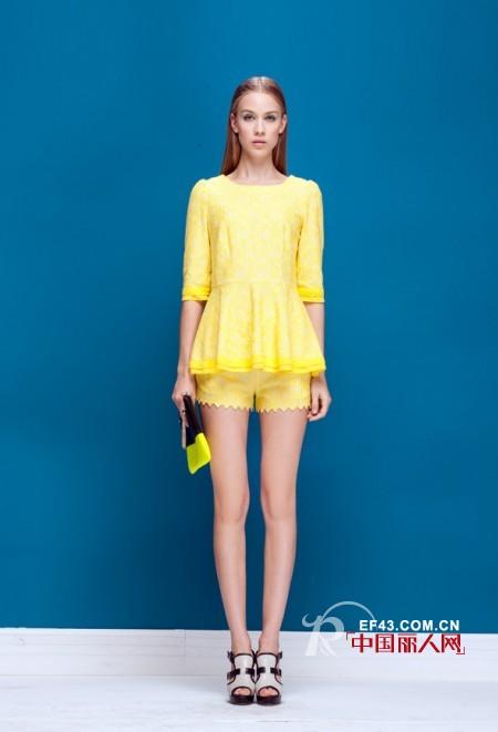 柠檬黄适合什么肤色 柠檬黄配什么颜色好看