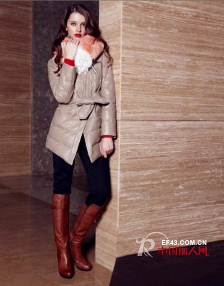 雅轩菲格品牌女装 赋予服装以生命和情感