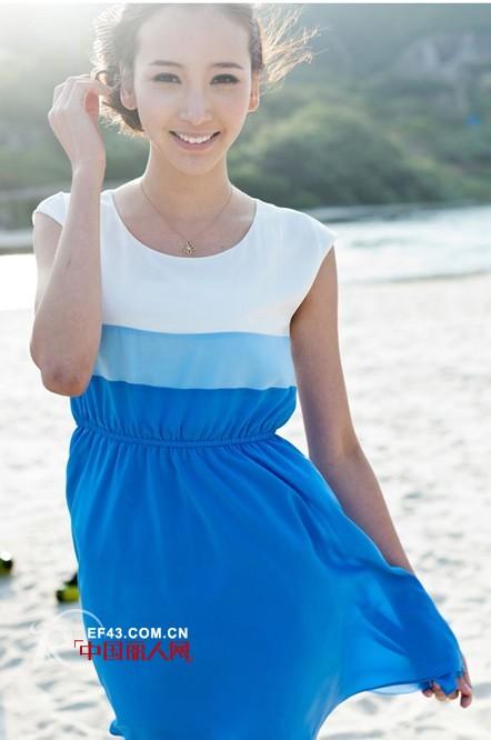 蜜西娅清新女装 仲夏沐浴阳光的那份灿烂