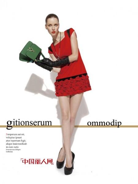 弗卡女装诠释融入生活的品牌女人风尚