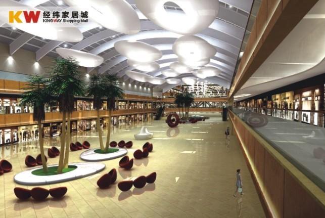 "Jingwei Furniture City, ""Shangri-La"" in the furniture industry"