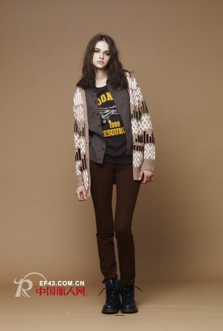 U.G.I.Z女装 专为追求自由与时尚的年轻人设计