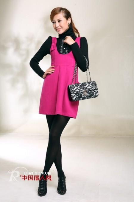 阿珍妮品牌女装  完美演绎自然时尚