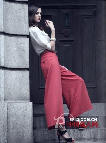 时尚激情之典范 优雅知性Carmen品牌女装