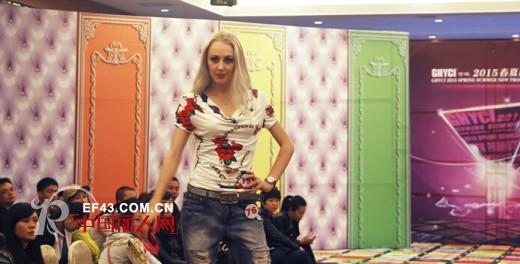香港 GHYCI(吉曦)女装2015年春夏订货会圆满落幕