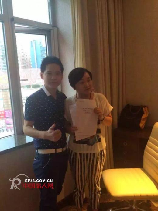 热烈祝贺:诗蓓蜜SHIBEIMI 成功签约5家新店