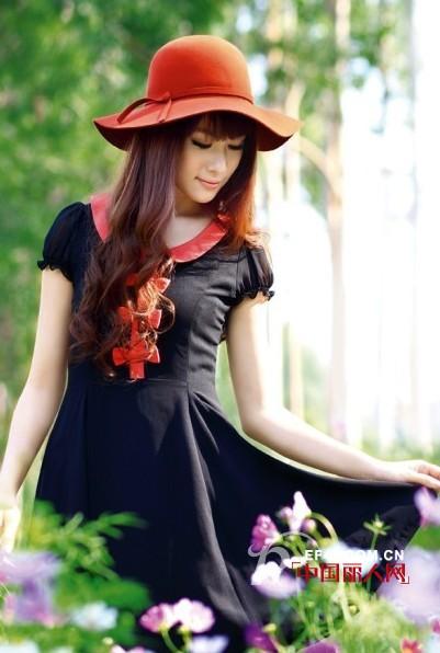 蜜西娅2012春夏用色彩诠释美丽和时尚