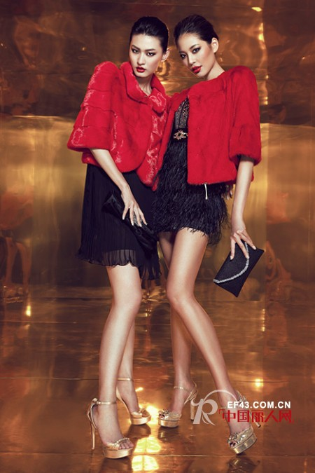 中国奢侈品牌NE·TIGER东北虎2012秋冬新品推荐