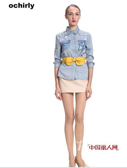 创意无限魅力非凡 欧时力时尚女装