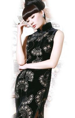 北京格格旗袍:十一五奠定时尚江湖地位