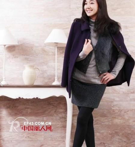 朴真熙代言Olivia Hassler女装2011冬季新品