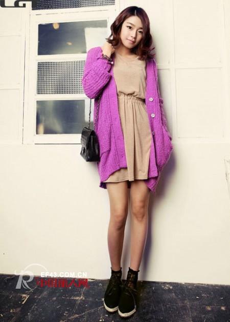 青春靓丽魅力女装 艾上乐品时尚品牌