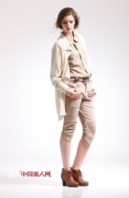 意澳时尚女装 洋溢浓郁的欧陆风情