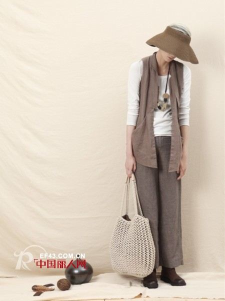 棉麻女装品牌 天然面料柔软顺滑、健康舒适