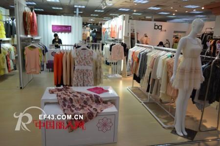 金秋八月,贺容悦品牌四家旗舰店完美开业