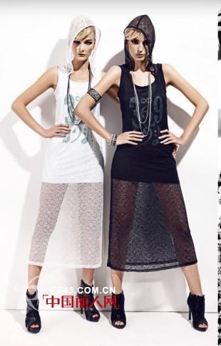 珂罗娜时装吸收世界时尚文化的精华