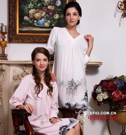 英第爱纳 家居服饰中的精锐品牌