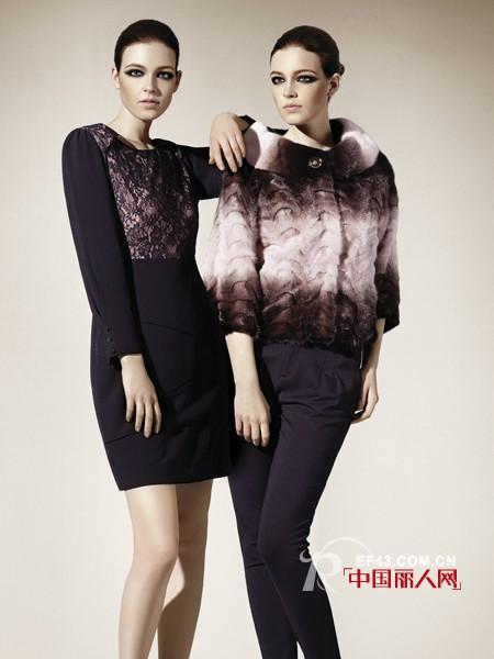 ROJROVER 莱姿品牌女装  展现东方女性成熟婉约的独特魅力
