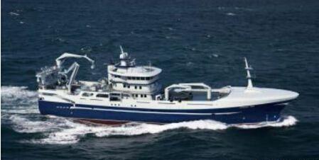 Wärtsilä receives an order for an ocean-going trawler and ancillary equipment
