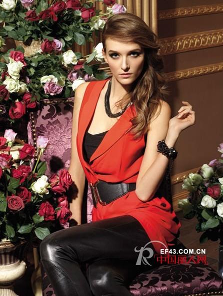 SG圣格瑞拉女装,用爱打造美丽时尚