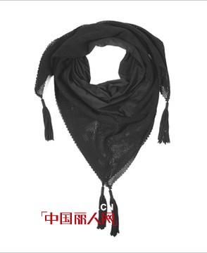 b+ab品牌  围巾搭配
