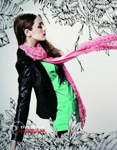 歌塔希时尚春夏新品 优雅温馨绽放迷人芬芳