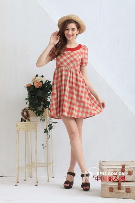 为美而设计 为经典而创造——秋熠品牌女装