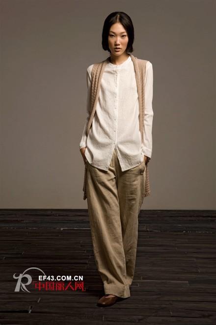 优努斯品牌女装 清新淡雅,温馨舒适