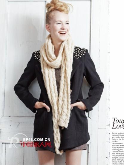 费依时尚外套  做秋冬最亮眼的瞩目对象