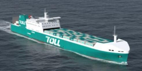 WE Tech wins orders for permanent magnet shaft generators for 2 ro-ro ships