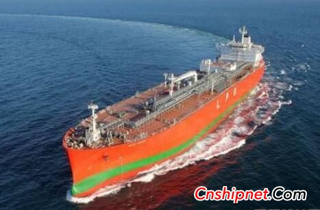 HGS cooperates with KSS to modify the exhaust gas cleaning system for LPG carrier